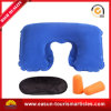 Inflatable PVC Velvet Travel Air Pillow (ES3051766AMA)