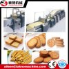 Small Capacity Biscuit Making Process Machinery