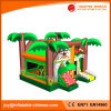Jungle Theme Crocodile Jumping Inflatable Moon Bouncer (T3-130)