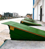 Hot Sale! Stationary Hydraulic Yard Ramp Dock Ramp Used for Warehouse Container