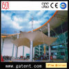 Q235 Steel Structure Big Huge Umbrella Shape Landscape Tent