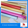 Vivid Color Heat PU Based Transfer Textile Vinyl for Fabric