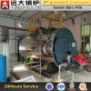 2016 Best Selling 3 Ton Gas and Oil Fired Steam Boiler