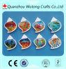 Souvenirs Resin 3D Fridge Magnets for Sale Seashell Magnets