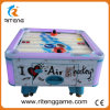 Unique Deduction System Air Hockey Table for 4players
