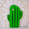 3D Cartoon Cacti Silicon Cell Mobile Phone Case for iPhone