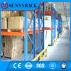 Standard Composite Structure Storage Steel Pallet Rack