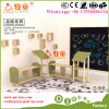 Educational Room Equipments Montessori Materials Kids Room Wooden Preschool Furniture