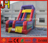 Colorful Inflatable Dry Slide Game for Amusement Park