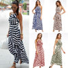 Long Evening Party Cocktail Ladies Casual Beach Dress Sundress