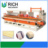 Width 1200mm 14 Head Edge Rounding Machine for Tile Arc Polishing