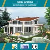 Steel Structure Frame AAC Panel Fabricated House for Sale