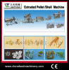3D snack pellet food making machine