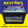 Bci Standard 12V Automotive Car Battery 500CCA 58500-Mf