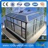 Strong Prefabricated Elegant Glass House Aluminum Sunroom