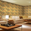 Home Decor Use New Metallic Wallpaper