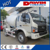 Foton Mini Mixer Truck for Sale CE and ISO Approved