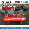 2017 Popular in Africa Portable Diesel Piston Mining Air Compressor