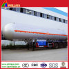 Stainless Steel/Carbon Steel/Alloy Alumimun Optional 3 Axles Tanker Container Oil Water Fuel Carrier Tank Semi Trailer Truck