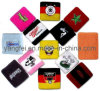 Outdoor Sports Athletic Wristband Embroidery Cotton Terry Sweatband