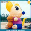 Hot Sale Adcertising Inflatable Mouse Cartoon Model, Inflatable Rat Cartoon for Malls / Kids