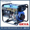 6KW Single Cylinder Air Cooled Diesel Generator Electric Start