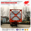 Cheap Price Tri-Axle 40FT 45FT Container Tanker Semi Trailer