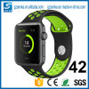New Premium Sport Luminous Silicone Watch Band for Iwatch 42mm