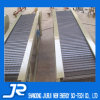Industrial Stainless Steel Chain Driven Perforated Plate Belt Conveyor