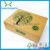 Take Away Fast Food Kraft Paper Packaging Boxes
