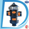 4 Inches Quick Closing 220V PVC Gate Valve