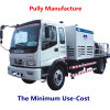 Pully Manufacture Hbc95.15.174RS Concrete Delivery Pump Truck