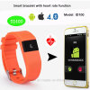 Intelligent Bluetooth 4.0 Bracelet with Heart Rate Function (ID100)