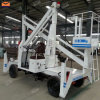 China Made Four Wheels Aerial Lift