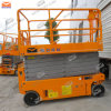 8m Electric Platform Lift Made by Scissor Structure