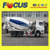 ISO Standard Concrete Heavy Truck, 8 M3 Concrete Truck Mixer with Hino Chassis