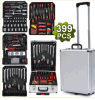 599PCS Tool Set Case Mechanics Kit Box, Auto Mechanic Tools, Case Aluminium Tool