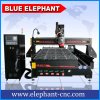 1500*3000mm Furniture Making Machine, 4 Axis Atc CNC Router with Rotary