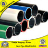 Welded Steel Tube with Plastic Resin Coating for Production Line