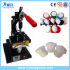 Digital Clamshell Hat Cap Sublimation Machine
