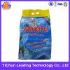 Washing Detergent Powder Gusset Plastic Seal Customized Printing Packing Bag