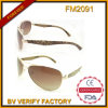 FM2091 Imitation Sunglasses Metal Pilot Oulos Sunglasses