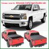 1500 2WD Silverado Lt Crew Double Cab 2014+Top Quality Car Accessories Tonneau Cover