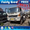 Slightly Used Hino Concrete Mixer Truck