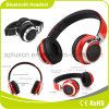 Top Selling Cheap Bluetooth Headphone LED Light Headphone with Wireless for Smart Mobile Phone