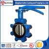 BS En 593 Cast Iron EPDM Seat Flanged Butterfly Valve