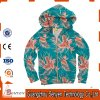 Bonded Jersey to Polar Fleece Two-Side Wear Hoodie