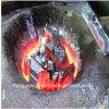 China IGBT Medium Frequency Crucible Induction Melting Furnace