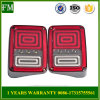 for Jeep Wrangler Jk LED Brake Tail Lights Rear Signal Reverse Lamp