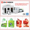 Non Woven Laminated Stereo Packaging Bag Making Machinery (ZX-LT400)